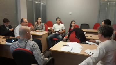 """Тренинг """"Эффективные переговоры"""" в Группе компаний SOLVO"""