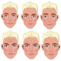 Как считать характер человека по морщинам на лице?